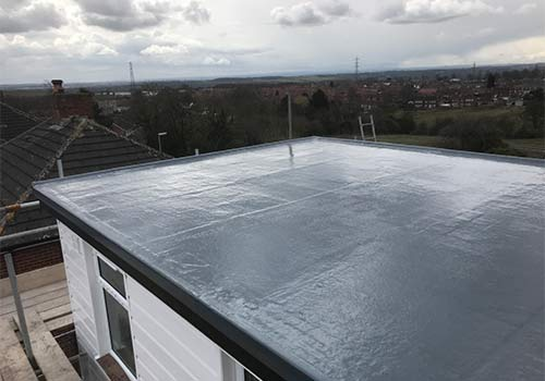 New Flat Roofs Leeds