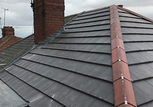 Replacement Roofs Leeds